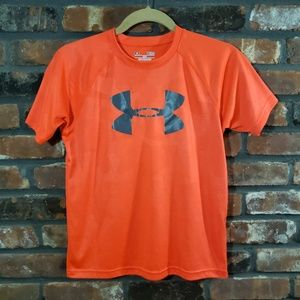Under Armour Heatgear Loose Fit UA Logo T-shirt